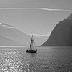 The unhurried pace of life / Lake Garda