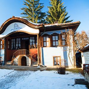 Lyutov's House