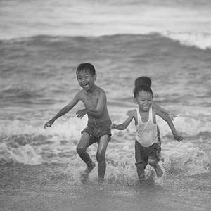 Childhood is a kingdom …