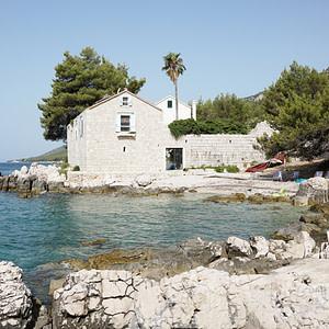 The cottage, Hvar Island