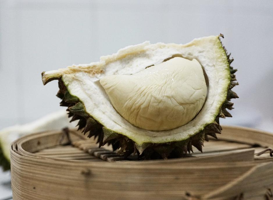 Kapri durian ... It's just different!